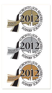 Toronto Sun Reader's Choice Awards