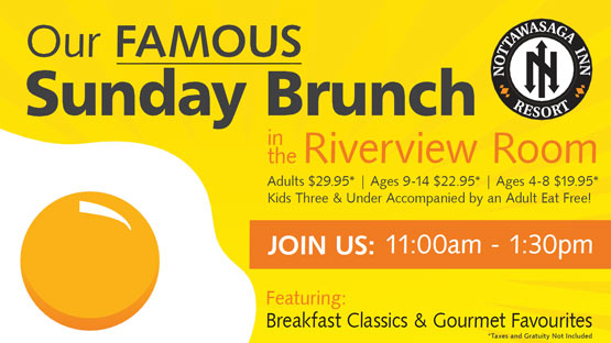 Best Sunday Brunch Buffet Dining