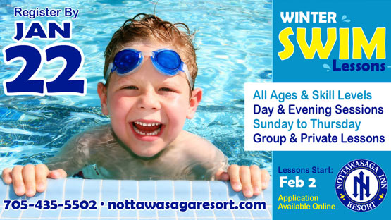 Group & Private Swimming Lessons