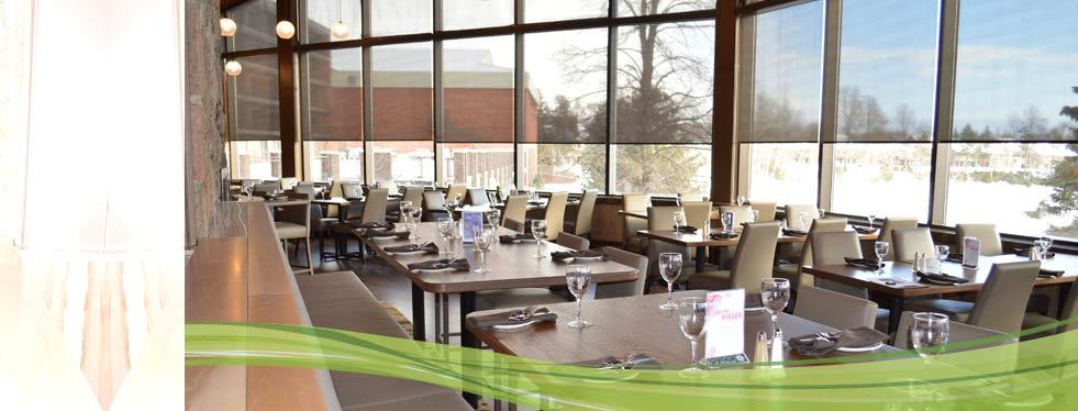 Riverview Dining Room Nottawasaga Inn